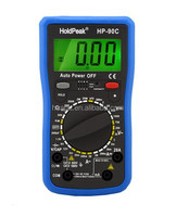 HP-90C CAT digital Multimeter