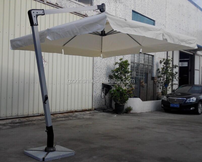 luxus h ngen sun garden sonnenschirm regenschirm und basis im hof produkt id 1954510528 german. Black Bedroom Furniture Sets. Home Design Ideas
