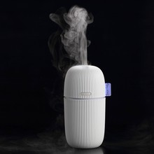 110ml mini portable electric ultrasonic air humidifier water aroma diffuser