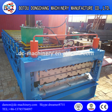 corrugated transparent roofing sheet making machine
