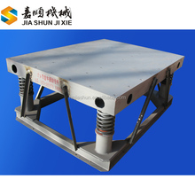 Construction used shaking table/vibration table/vibration plate for concrete moulds