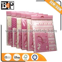 High Quality Custom Printed Christmas Gift Wrapping Paper with Low Cost