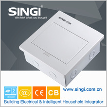 OEM Factory direct sale spring loaded distribution box buyer in ghaziabad with 7ways metal box