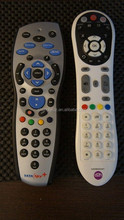 new abs hard ic 38 keys remote control for Videocon-d2h-HD-DVR india marekt