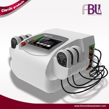 Slim lipo laser cavitation rf machine-LP01