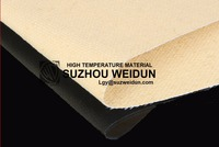 fiberglass fire blanket for high temperature from weidun factory