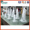 water pool decoration water jet fountain nozzles jumping jet fountain nozzle