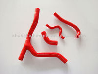 Motorcycle water silicone hose kit for KTM LC4 640