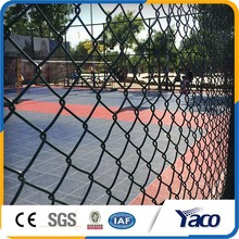 High quality School playground airport safety area chain link fence