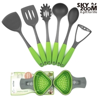 Best selling essential cutlery kitchen serving tools OEM