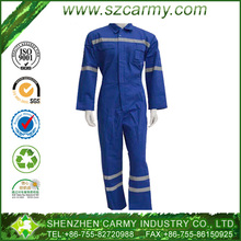 Wholesale Best Price Long Sleeve Safety Fabric 100% Cotton Twill 230GSM Ultima Coverall Construction Workwear Overalls