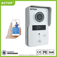 ACTOP factory smart wifi wireless door release,support wifi/3G/4G to answer door on smart phone