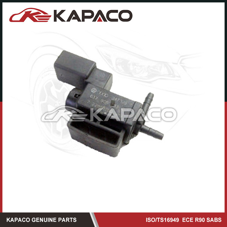 07L906283 Quality-Assured solenoid valve auto spare parts for vw for different Cars ,Buses,Truck;