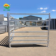 heavy duty Australia standard livestock cattle yard panels supplier