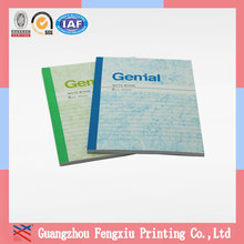 Promotional School Supplies Exercise Notebook for Primary School