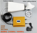 2000 sqm 2g3g4g repeater mobile signal booster amplificador
