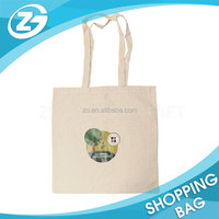 promotional wholesales clear cotton tote bag