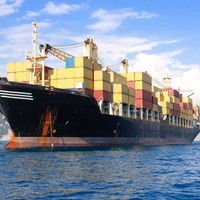 Lcl Less Than Container Sea Freight