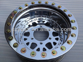 "Offroad Racing 15"" REVOLUTIONARY 3-Pieces Rims FOR SALE"