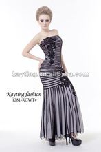 New Tube Lace evening dress prom dress homecoming dress 2012 EchoLin 1281