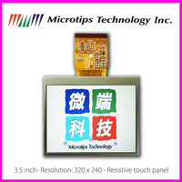 3.5 inch with Touch Panel TFT LCD module