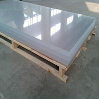 High gloss 4x8 plastic sheets for P.O.P stands