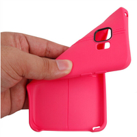 New Products Soft Gel TPU Silicone Slim Back Cover Case For Samsung Galaxy Note 5 Mobile Accessories 7Color