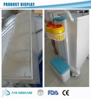 Medical anaesthesia trolley hospital furniture