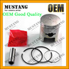 Motorcycle Block Piston Kit for SUZUKI AX100 Parts, AX100 Engine Parts