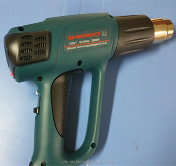 Hot Air Welding Gun 2000W Mini Electric Heat Gun