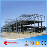 One-Stop Service Manufacturer Steel Structure Materials Supply for Warehouse/Workshop/Garage/Factory/Barn/Hanger