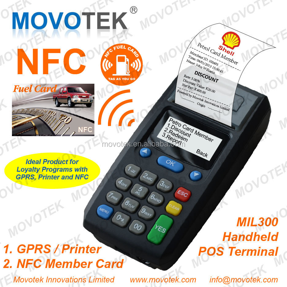 Movotek Nfc Pos Terminal For Loyalty Program And Bus Ticketing   Buy Nfc  Pos,Loyalty Program Pos,Bus Ticketing Pos Product On Alibaba.com  Free Membership Cards Online