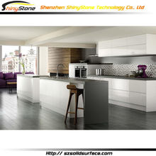 Bottom price updated costumed kitchen cabinets