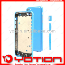 Large stock low price for iphone 5c color change back cover