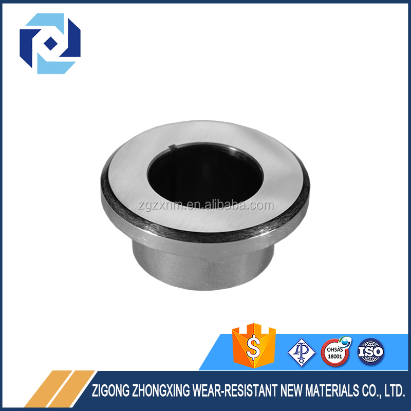 Cemented Carbide Convex-Stage Axle Sleeve With Keyway (For Submerged Oil Pump)