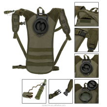 2.5L Large capacity military bottle pouch tactical kamp hydration backpack water bag