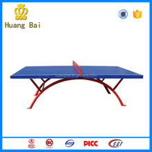 2016 sports craft ping pong table/removable 25mm table tennis table