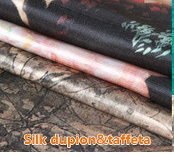 12mm cotton silk blend korean silk fabric