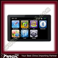 Hottest selling 7 inch Car GPS Navigation - Free map