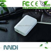 USB power bank best quality and fast charge for mobile phone for samsung design 7800mah