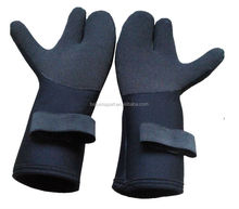 5mm Kevlar Neoprene Claw Gloves