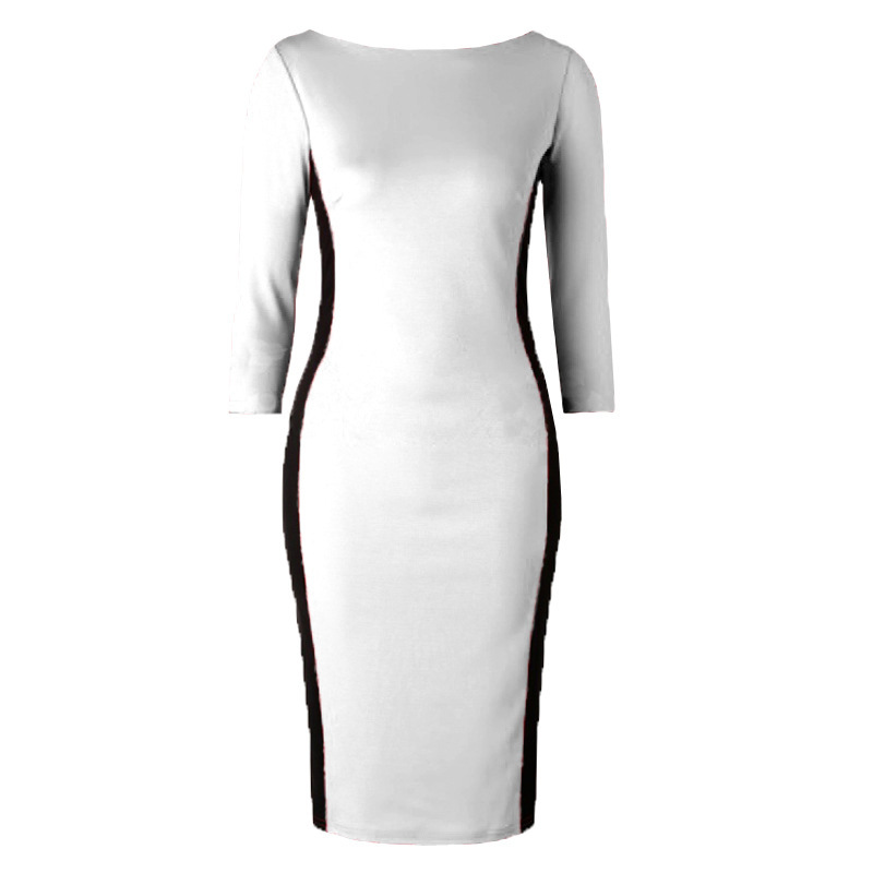 Onen clothes 2016 Women Bodycon Long Sleeve Evening Sexy Party Cocktail Free Prom Dress