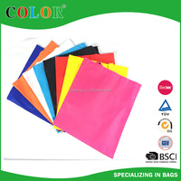 Any color fold bag