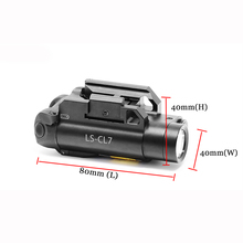 Hot sale 532nm green magnetic laser pointer for hunting