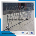 1.4m High Retractable Aluminum Security Fences