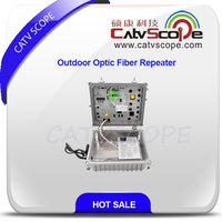 Outdoor Optic Fiber Repeater Instead Of