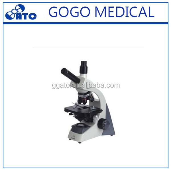 1600X professional biological microscope for educational to use