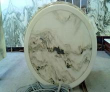 Round marble slab table top, round marble table tops, Top quality marble table top