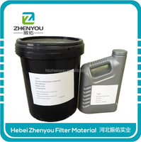 low price china-made silicone polyurethane for HEPA filters
