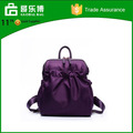 Latest design ruck light nylon school bag shoulder bag